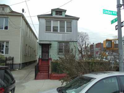 Brooklyn Multi Family Home For Sale: 484 Linden Blvd