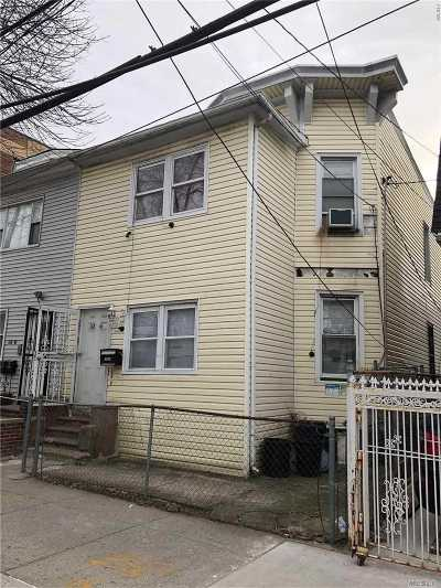 Jamaica Multi Family Home For Sale: 168-46 89th Ave