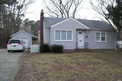 Bay Shore  Single Family Home For Sale: 1121 Nugent Ave