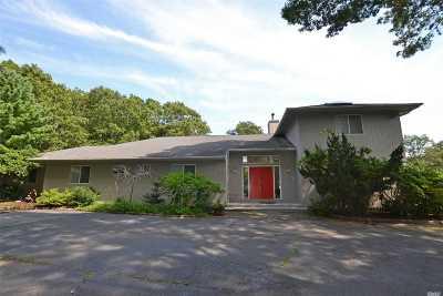 E. Quogue Single Family Home For Sale: 10 Jeffrey Ln