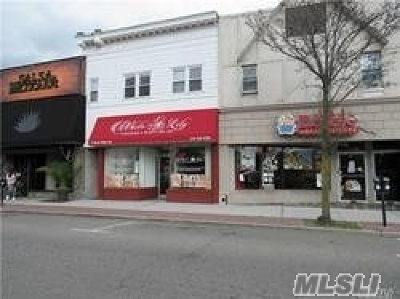 Rockville Centre Commercial For Sale: 11 N Village Ave