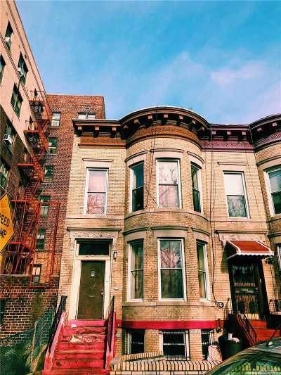 Brooklyn Multi Family Home For Sale: 335 Martense St