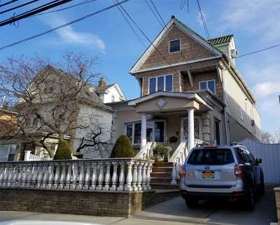Flushing Multi Family Home For Sale: 43-21 163 St