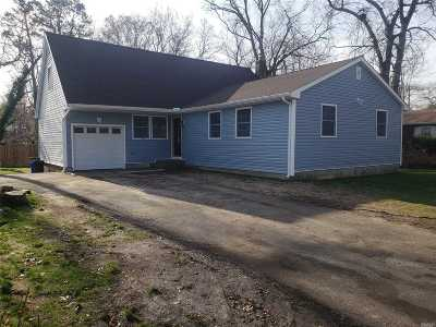 Holbrook Single Family Home For Sale: 226 Marvin St