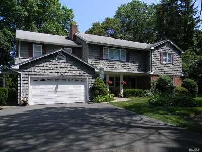 Locust Valley Single Family Home For Sale: 9 Benjamin Pl