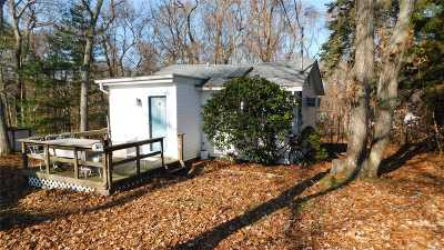 Wading River Rental For Rent: 56b Shady Ln
