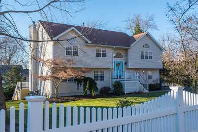 Huntington Single Family Home For Sale: 94 Woodhull Rd