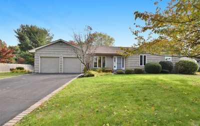 Greenlawn Single Family Home For Sale: 8 Ducharme Ln