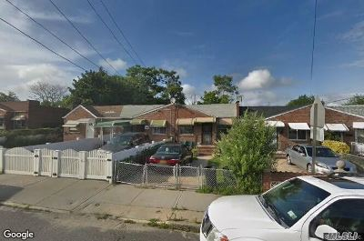 Jamaica Single Family Home For Sale: 108-03 Fern Pl