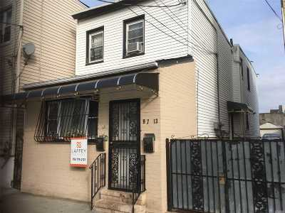 Ozone Park Multi Family Home For Sale: 97-13 101st St