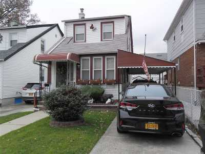 Flushing Single Family Home For Sale: 33-32 153rd St