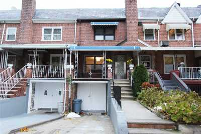 Woodside Single Family Home For Sale: 28-41 50th St