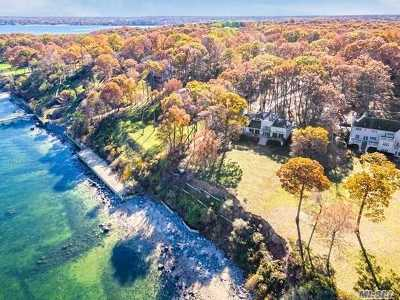 Lloyd Harbor Single Family Home For Sale: 17 Sea Crest Dr