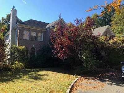Syosset Single Family Home For Sale: 318 Syosset Woodbury Rd