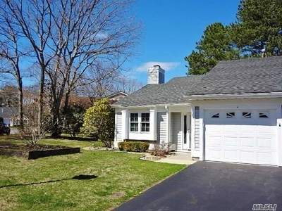 Ridge Condo/Townhouse For Sale: 4 Villanova Ct