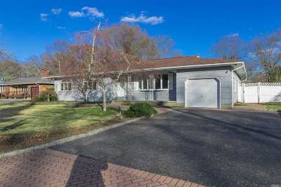 Ronkonkoma Single Family Home For Sale: 2245 Pine Ave