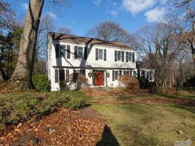 Setauket Single Family Home For Sale: 15 Robert Townsend Ln