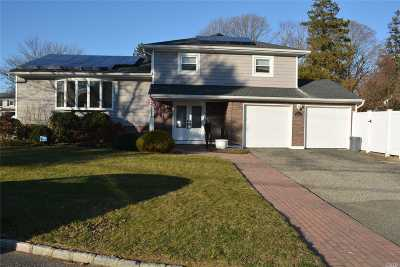 Massapequa Single Family Home For Sale: 6 Kenwood Dr