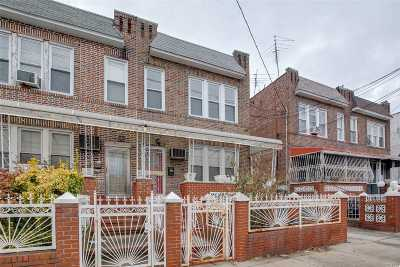 Brooklyn Multi Family Home For Sale: 726 E 53rd St