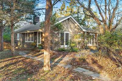 Westhampton Single Family Home For Sale: 9 Cedar Ln