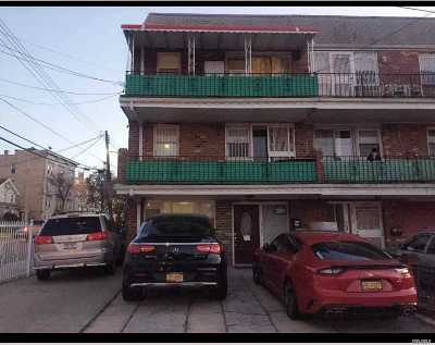 Flushing Multi Family Home For Sale: 148-18 35 Ave