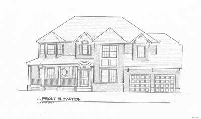 Baiting Hollow Single Family Home For Sale: Lot 4 Kerry Ct