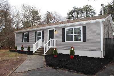 Medford Single Family Home For Sale: 372 Granny Rd