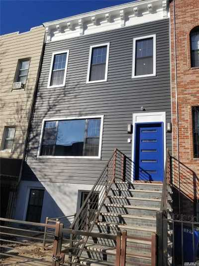 Brooklyn Multi Family Home For Sale: 1127 Decatur St