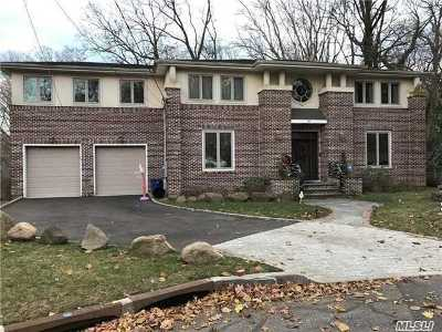 Roslyn Single Family Home For Sale: 89 Fernwood Ln