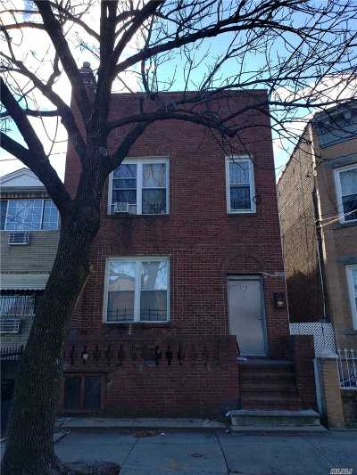 Brooklyn Multi Family Home For Sale: 170 McKinley Ave