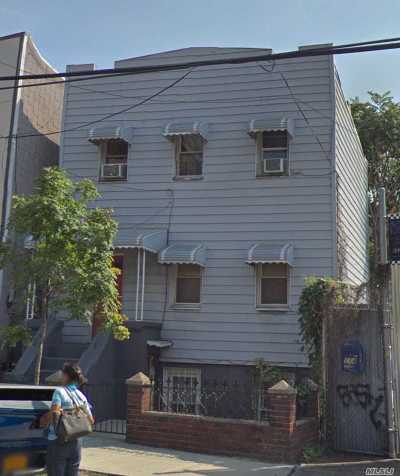 Brooklyn Multi Family Home For Sale: 116 Kingsland Ave