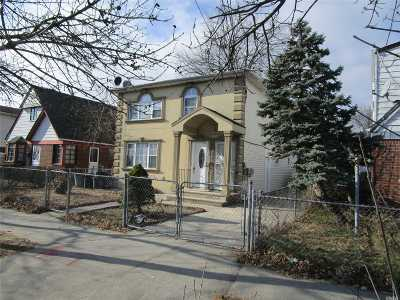 Jamaica Multi Family Home For Sale: 129-12 143 St