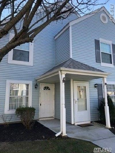 Middle Island Condo/Townhouse For Sale: 263 Fairview Cir
