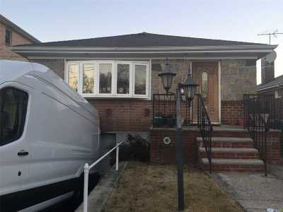 Flushing Single Family Home For Sale: 157-23 25 Dr