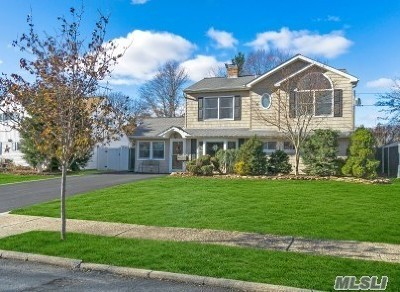 Levittown Single Family Home For Sale: 46 Rural Ln