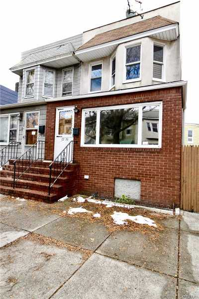 Ridgewood Single Family Home For Sale: 7236 65th Pl