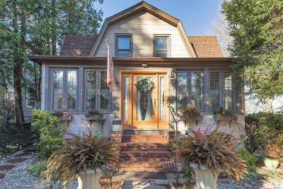 Huntington Single Family Home For Sale: 9 Crescent Dr
