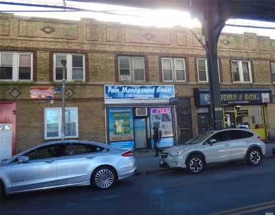 Ozone Park Multi Family Home For Sale: 103-12 Liberty Ave