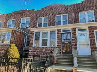 Multi Family Home For Sale: 24-23 33rd St