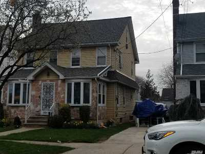Jamaica Single Family Home For Sale: 111-40 196th St