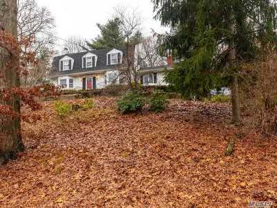 Smithtown Single Family Home For Sale: 7 Bridle Path Rd