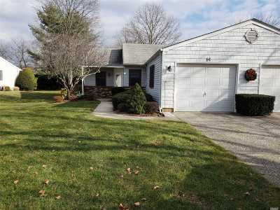Stony Brook Condo/Townhouse For Sale: 14 Knolls Dr