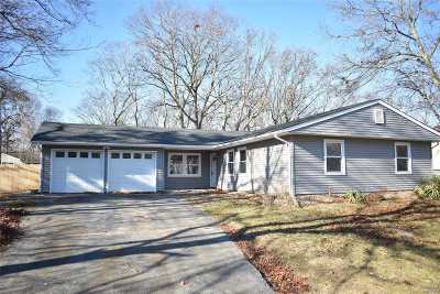 Coram Single Family Home For Sale: 4 Westbrook Rd