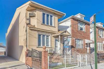 Brooklyn Multi Family Home For Sale: 490 Van Sicklen St