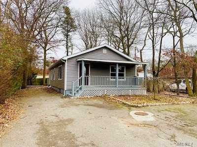 Single Family Home For Sale: 5 Ashwood Dr