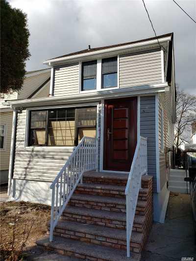 Jamaica Multi Family Home For Sale: 168-19 E 110th Ave