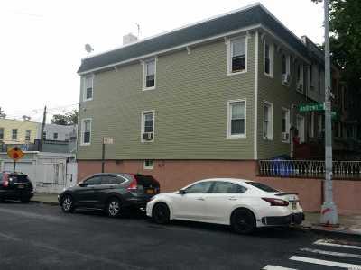 Maspeth Multi Family Home For Sale: 61-29 55th St
