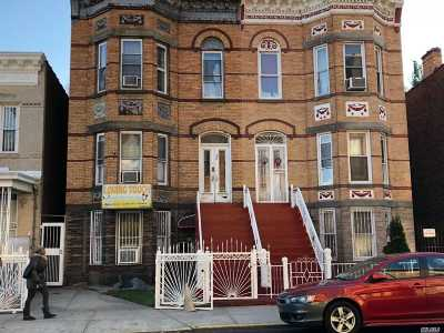 Brooklyn Multi Family Home For Sale: 22 Duryea Pl