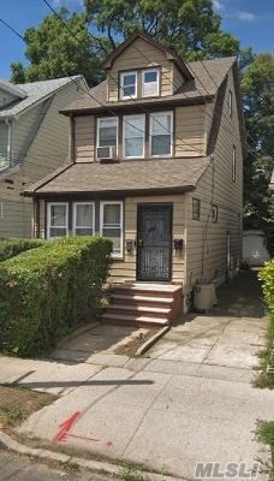 Jamaica Multi Family Home For Sale: 111-38 148th St