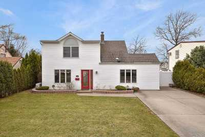 Levittown Single Family Home For Sale: 18 Elmtree Ln